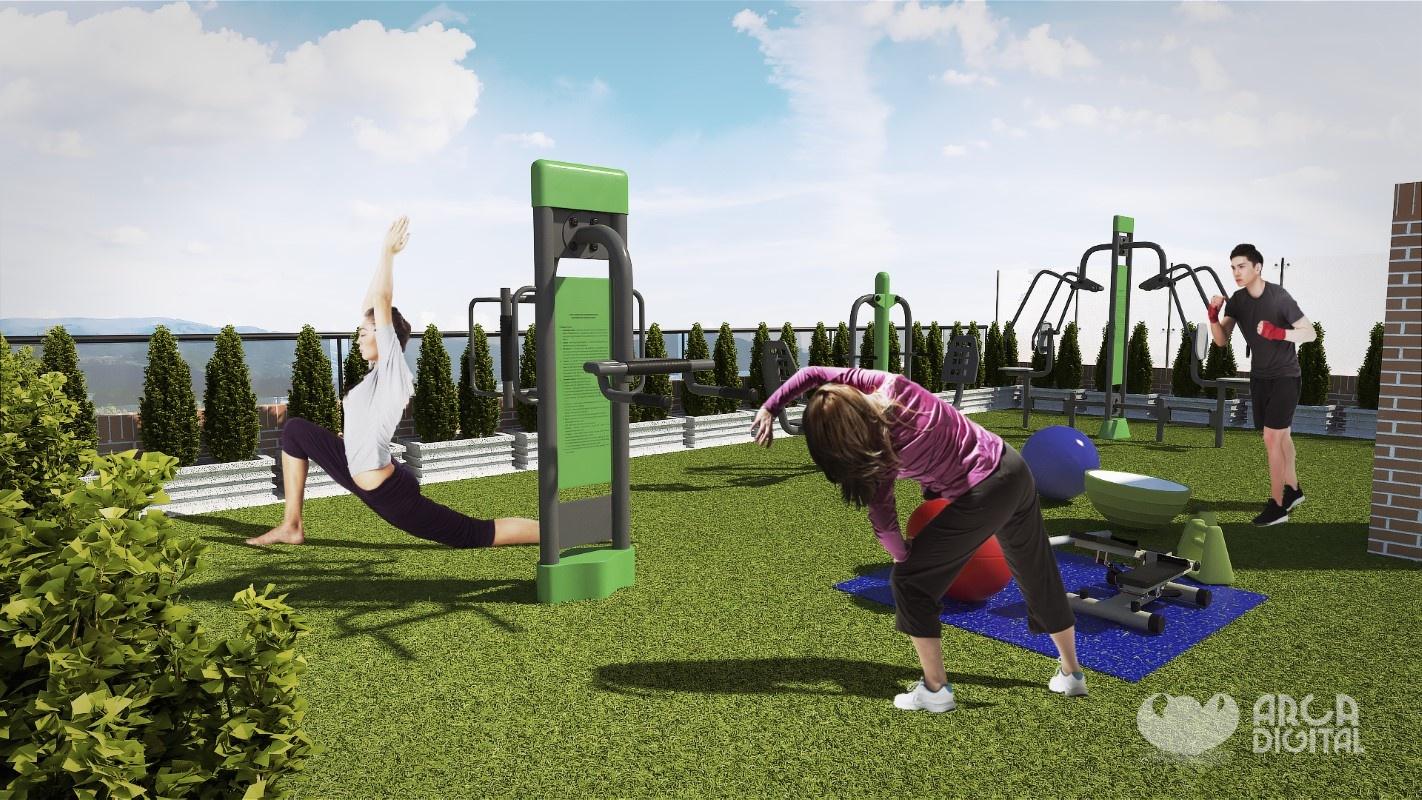 Millennium Terraza Gym